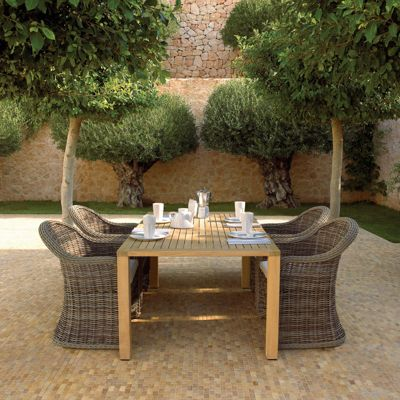 Havana Dining Collection By Gloster Frontgate