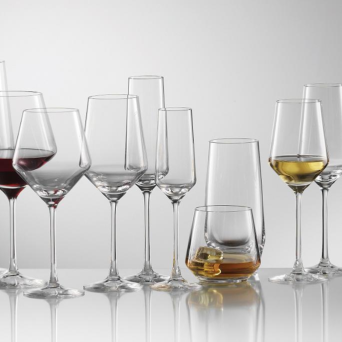 7e9701e3e6ba Schott Zwiesel Pure Light White Wine Glasses