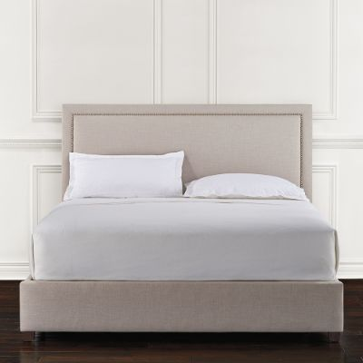 Lyell Upholstered Bed Frontgate