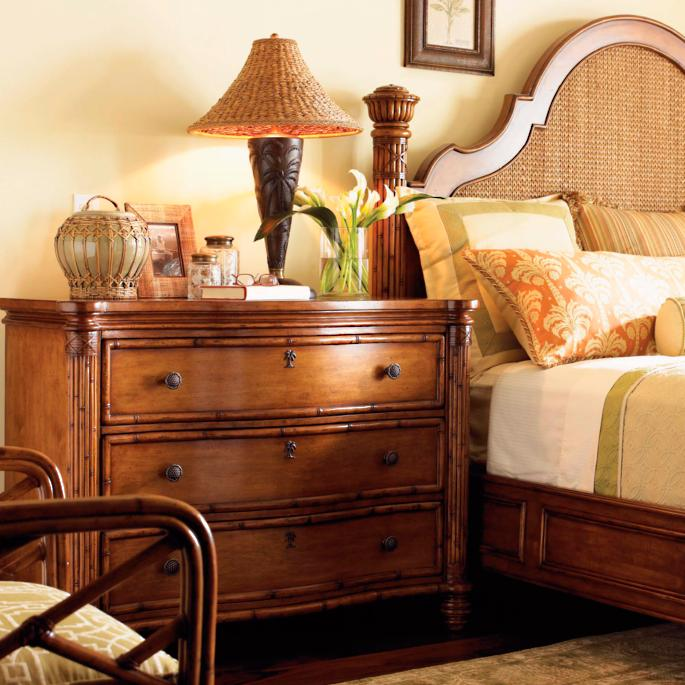 Exceptionnel Tommy Bahama Round Hill Bed