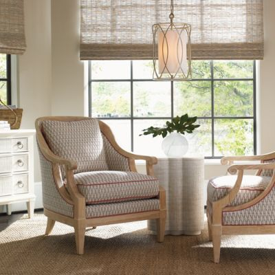 Ivory Key Coral Living Room By Tommy Bahama Frontgate
