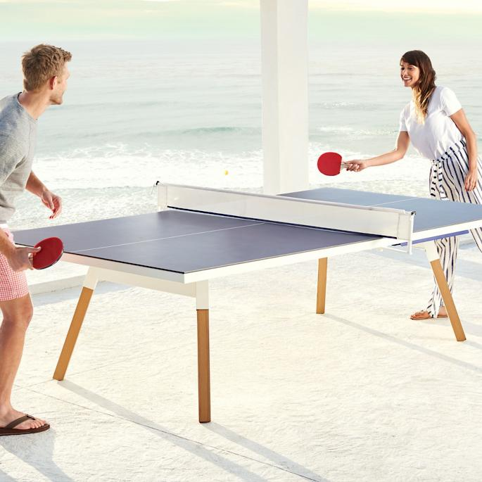 Outdoor Table Tennis Frontgate