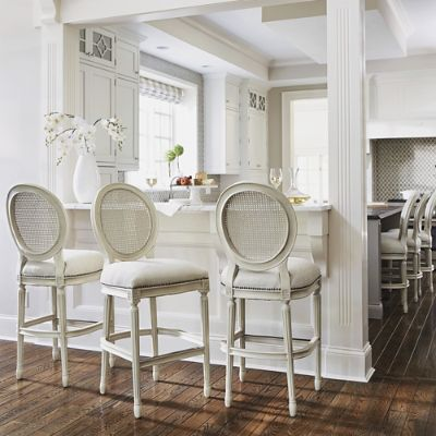 Ludlow Bar And Counter Stools Frontgate