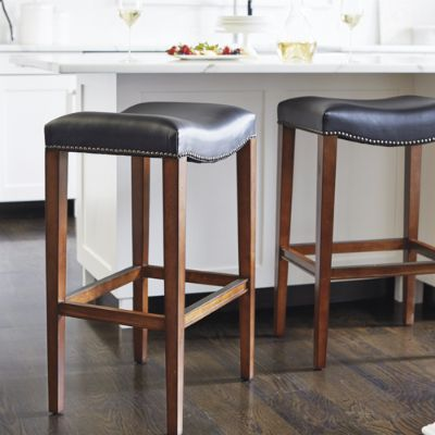 Calais Backless Bar And Counter Stools Frontgate