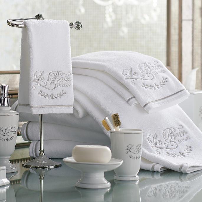 Le Bain Du Paris Bath Towels Frontgate