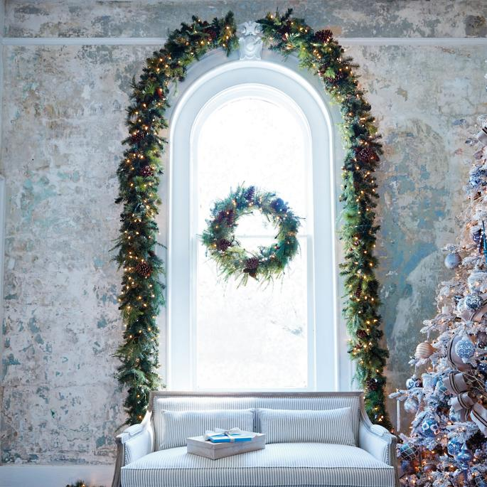 Asheville Estate Greenery Collection | Frontgate