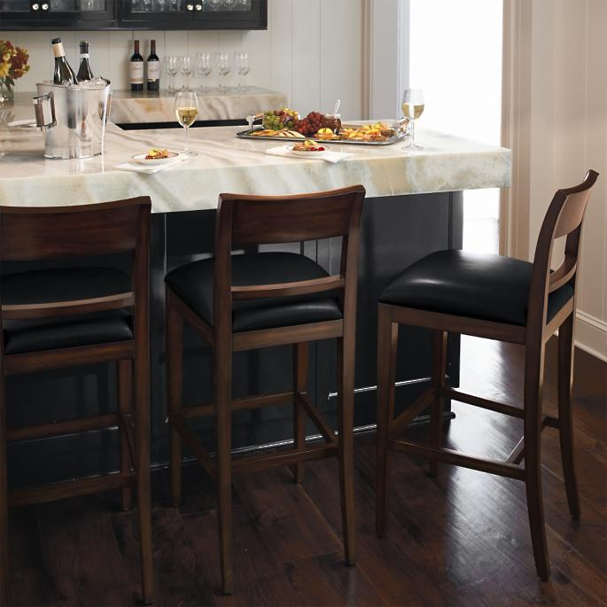 Dixon Bar And Counter Stools Frontgate