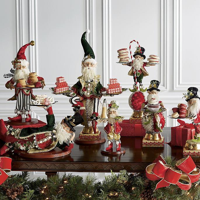 mark roberts elf candleholders set of two - Mark Roberts Christmas
