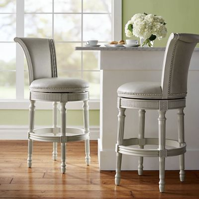 Chapman Swivel Bar And Counter Stools Frontgate