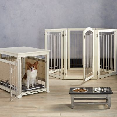 Luxury Pet Residence Dog Crate Frontgate