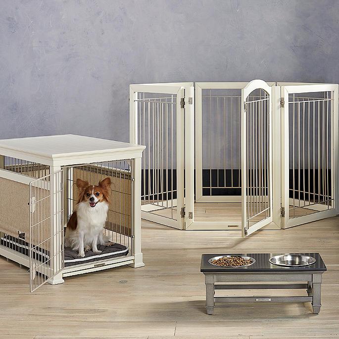 Luxury Pet Residence Dog Crate