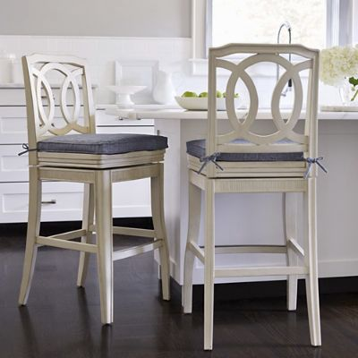 Soma Swivel Bar And Counter Stools Frontgate