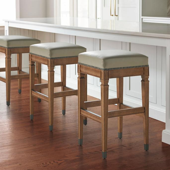 Fabulous Backless Bar Height Barstools Machost Co Dining Chair Design Ideas Machostcouk