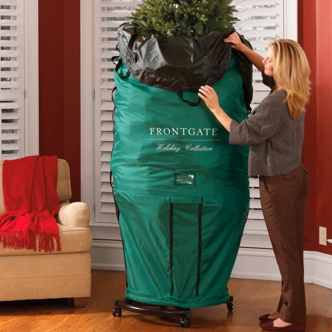 Christmas Tree Bags.Standard Girth Christmas Tree Storage Bags And Stands