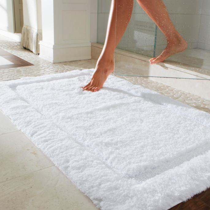 Skid Resistant Resort Bath Rugs Frontgate