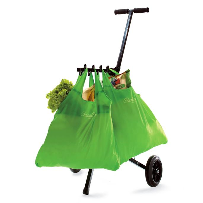 Hook And Go Folding Shopping Cart Frontgate
