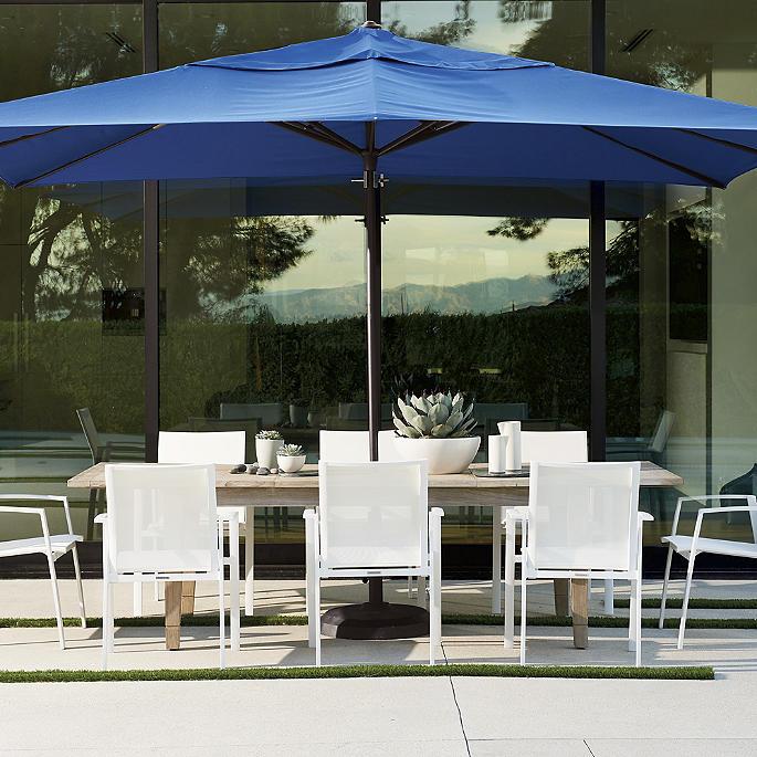 Beau Outdoor Easy Shade Umbrella