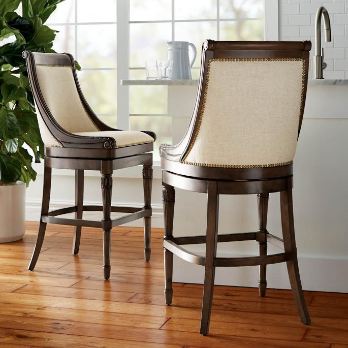 Awe Inspiring Kent Swivel Bar And Counter Stools Uwap Interior Chair Design Uwaporg