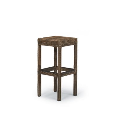 Hyde Park Backless Bar Stool Frontgate
