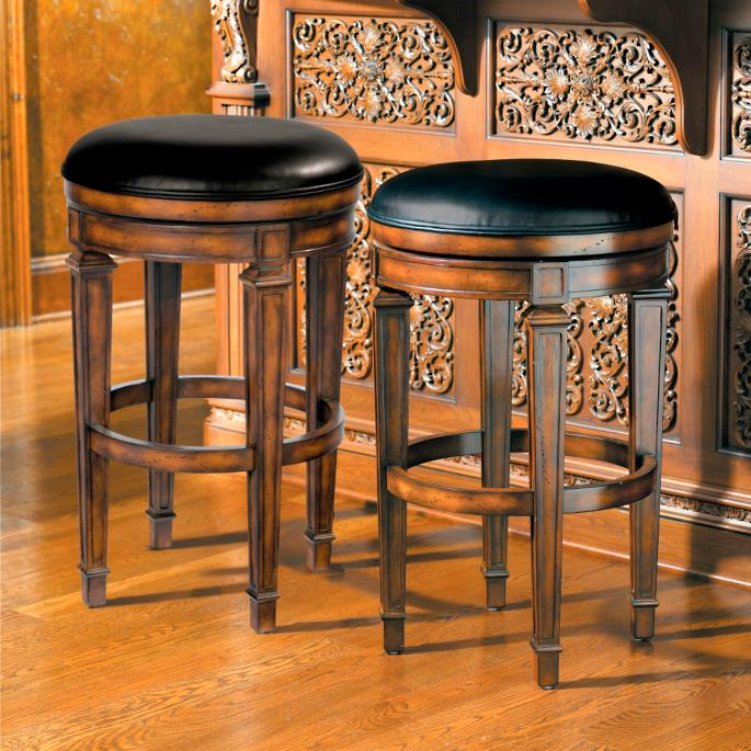 Dillon Backless Bar And Counter Stools Frontgate