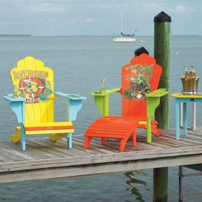 Margaritaville Outdoor Adirondack Chairs Frontgate