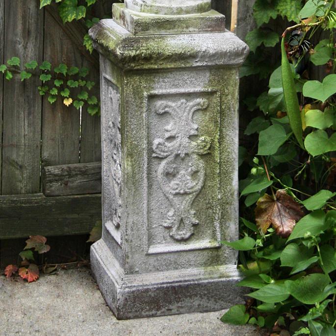 Liberick Outdoor Pedestal