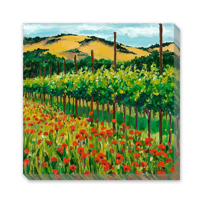 Vineyard Wall Art | Frontgate