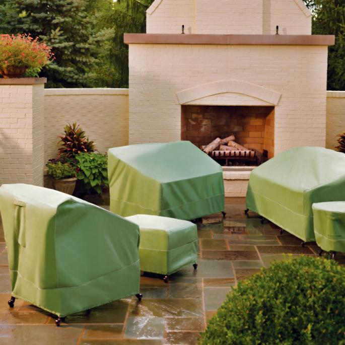 High Performance Rainshield Outdoor Furniture Covers Frontgate