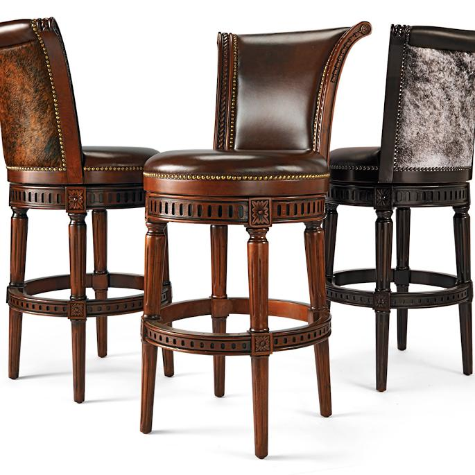 Hawthorne Bar And Counter Stools Frontgate