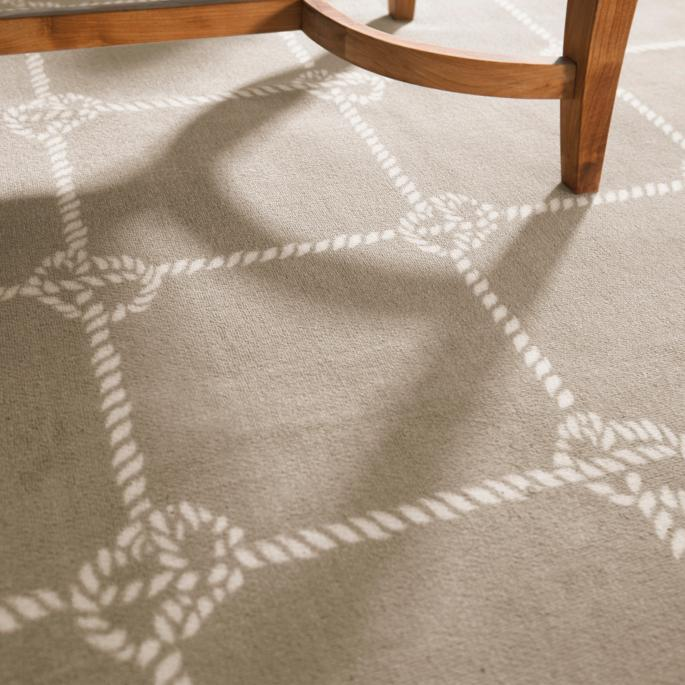 Nautical Knot Outdoor Area Rug Frontgate