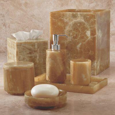 Labrazel Caramelo Bath Accessories Frontgate