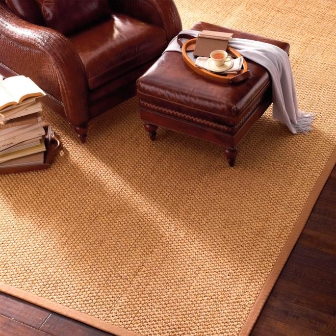 Tamil Sisal Indoor Area Rug | Frontgate